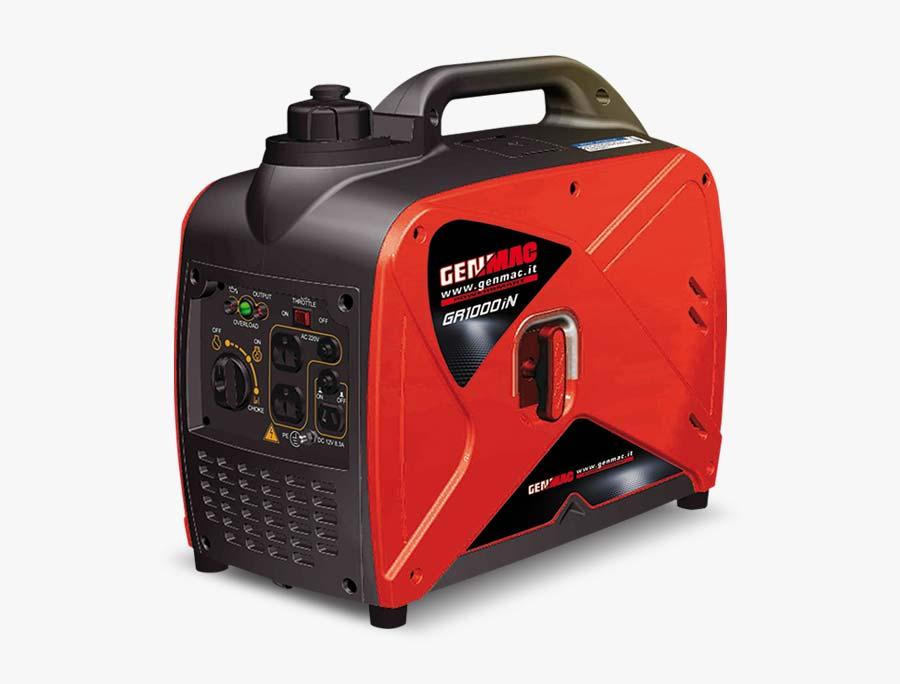 Gruppi elettrogeni inverter e generatori di corrente portatili for Generatore di corrente con avviamento automatico